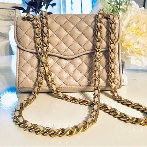 Rebecca Minkoff Quilted Affair Mini authentic